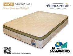 Lyon Colchon Queen Size - THERAPEDIC - INTERMEDIO