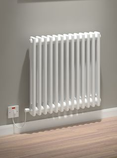 Evora 2 Column Electric Radiator