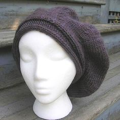 Nina Machlin Dayton Medici Hat PDF in New Knitting Patterns at Webs