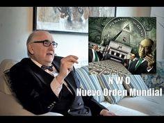 """Alfredo Jalife: """" El Origen del Nuevo Orden Mundial """""""