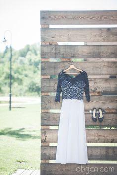 wedding dress, vintage style, blue