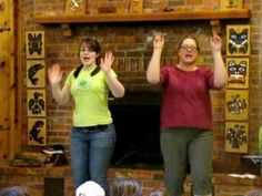 Becky and Anna singing the Weenie Man song at Girl Scout Encampment at Camp McLeod in Belfair, Washington! Girl Scout Songs, Girl Scouts, Music Classroom, Classroom Ideas, Camp Quotes, Camp Songs, Girl Scout Camping, Song Suggestions, Music Sing