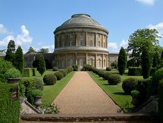 The gardens of Ickworth, an elegant house and hotel located near… Visit England, Places In England, Georgian Mansion, Georgian Homes, Suffolk England, Moving To England, Bury St Edmunds, British Garden, Kingdom Of Great Britain