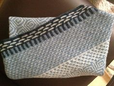 Ravelry: Project Gallery for Azulejos pattern by liZKnits