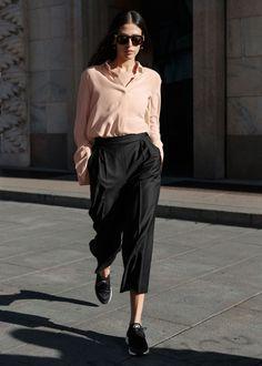 Harper's BAZAAR waysify  Street Style Star Gilda Ambrosio Collaborates with & Other Stories