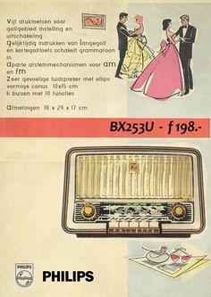 Vintage Advertisements, Vintage Ads, Radios, Radio Advertising, Slide Rule, Antique Radio, Record Players, Old Ads, Audio Equipment