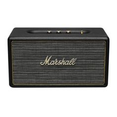 Compact Marshall Stanmore stereo speaker