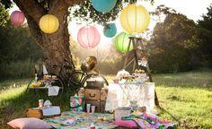 Вечеринка в саду. Идеи декора – Журнал – His.ua