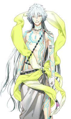 Clear (as Apollon)~DRAMAtical Murder/Kamigami no Asobi Crossover