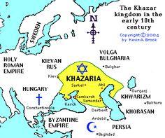 Top Israeli scientist says Ashkenazi Jews came from Khazaria, not Palestine – Darkmoon Ukraine, Ashkenazi Jews, Wladimir Putin, Historia Universal, Bagdad, New World Order, Judaism, Angst, World History