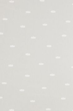 Majvillan Wallpaper Dreamy Clouds - Grey