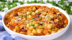 7 Can Chicken Taco Soup   Together as Family Cake Mix Recipes, Soup Recipes, Dinner Recipes, Dessert Recipes, Cooking Recipes, Coconut Cheesecake, Lime Cheesecake, Spaghetti Casserole, Corn Casserole