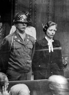 Vermeintliche Güte:  Vor Gericht erklärte Herta Oberheuser, sie habe den...
