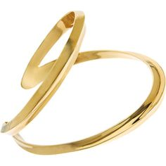 Maiyet Gold Double Open Arch Bracelet