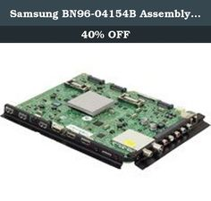 Samsung BN96-04154B Assembly Stand P-Base. This is an authorized aftermarket product. Fits with various Samsung brand models. It has a oem part # BN96-04154B.