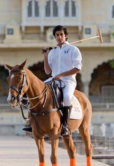 Polo, Indian heritage and Netflix – in sync with the new order of modern India, Padmanabh Singh of Jaipur shares his big passions Duleep Singh, India Palace, Indian Prince, Gayatri Devi, Middle Eastern Men, Kerala Mural Painting, Baby Girl Images, Modern India, Royal Indian