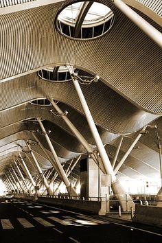 Terminal 4 - Barajas - Madrid
