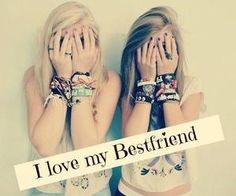 I love my Bestfriend <3 <3 <3. JADE