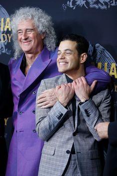 Brian May Says Rami Malek Deserves An Oscar For Playing Freddie Mercury in Bohemian Rhapsody Movie – Best Musıcs Roger Taylor, Queen Freddie Mercury, Rami Malek Freddie Mercury, Queen Photos, Ben Hardy, We Will Rock You, Queen Band, Queen Queen, John Deacon
