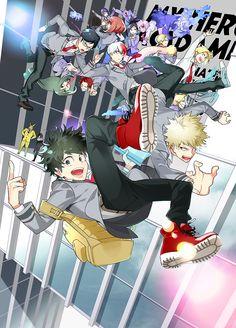 Boku no Hero Academia (My Hero Academia) Mobile Wallpaper - Zerochan Anime Image Board Boku No Hero Academia, My Hero Academia Memes, Hero Academia Characters, My Hero Academia Manga, Comic Anime, Manga Anime, Anime Art, Otaku, Deku Anime
