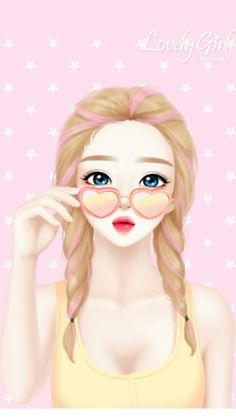 Image discovered by 𝐆𝐄𝐘𝐀 𝐒𝐇𝐕𝐄𝐂𝐎𝐕𝐀 👣. Find images and videos about girl, fashion and cute on We Heart It - the app to get lost in what you love. Cartoon Girl Images, Cute Cartoon Girl, Anime Girl Cute, Anime Art Girl, Kawai Japan, Girly M, Korean Illustration, Lovely Girl Image, Cute Girl Drawing