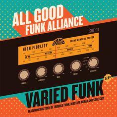 All Good Funk Alliance / Varied Funk [Free Download]