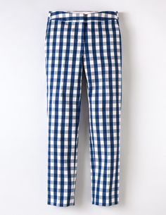 I'll take everything in gingham, please.