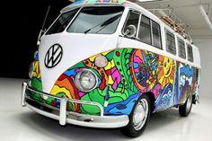 1966 Volkswagen Microbus / Vanago
