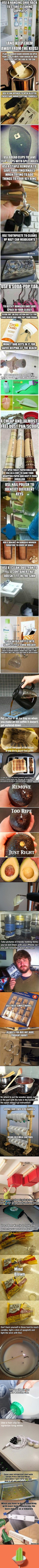 easy life hacks  Grouped image by http://pinthemall.net