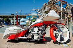 custom baggers pictures | Custom Bagger at Rat's Hole Bike Show | Flickr - Photo Sharing!