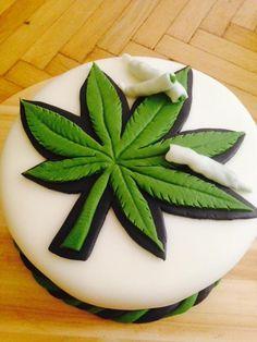 marijuana weed cake