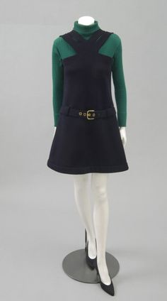 Ensemble  Pierre Cardin, 1967  The Philadelphia Museum of Art