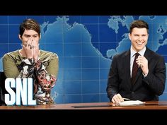 Weekend Update: Stefon on St. Patrick's Day - SNL - YouTube
