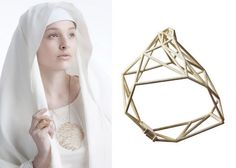 Architectural Jewelry by Lotocoho. - Design Is This