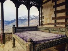 Tourism in Pakistan, Baltit fort, Hunza Valley