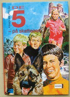 (2011-05) Enid Blyton - De 5-bøgerne