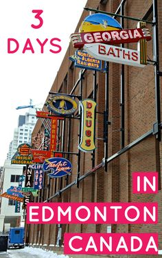 Check this list of things to do in Edmonton, Alberta, Canada in winter besides going to an Oilers game Calgary, Ottawa, Newfoundland Tourism, Pvt Canada, Canadian Travel, Canadian Rockies, Toronto, Alberta Travel, Stuff To Do