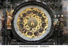 medieval clocks (part) by Sergey Vasilyev, via ShutterStock