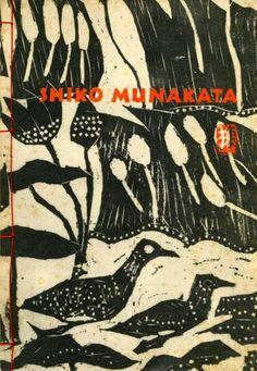 couverture de livre : Shiko Munakata, peintre, graveur, céramiste et calligraphe. linogravure japonaise, Mingei