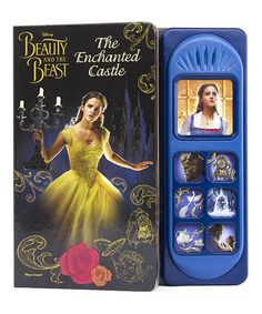 Love this Beauty and the Beast The Enchanted Castle Board Book on #zulily! #zulilyfinds