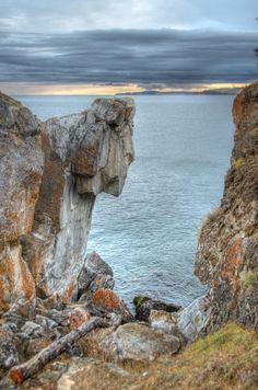 Still waters run deep - the mysterious lake Baikal - deepest and oldest lake on Earth. l #Siberia #Russia #travel