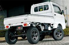 Suzuki Carry Truck Mini Trucks, Pickup Trucks, Delica Van, Mini 4x4, Suzuki Wagon R, Suzuki Carry, Adventure Car, Kei Car, Little Truck