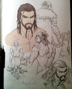Carlnes by aenaluck - Personen zeichnen , Character Sketches, Character Design Animation, Character Portraits, Fantasy Character Design, Character Drawing, Character Design Inspiration, Art Sketches, Art Drawings, Fantasy Art Men