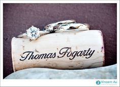 wedding rings thomas fogarty winery photography