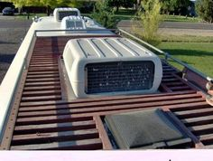 1000 Images About Rv Ideas On Pinterest Rv Living Roof