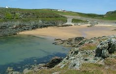 One of the many lovely clear water beaches on the beautiful Welsh island of Anglesey where my mum was born. Anglesey is the name given to the island by Viking explorers who came across it.