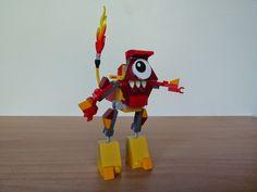 Totobricks: ZORCH TESLO MIX LEGO MIXELS Série 1 Lego 41502 Leg... http://www.totobricks.com/2015/01/zorch-teslo-mix-lego-mixels-serie-1.html