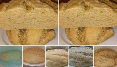 Vločkový chléb - zdravé pečivo