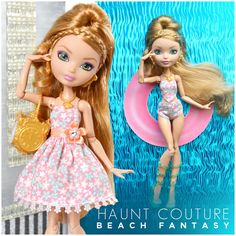 Fairytale Princess Haunt Couture Beach by HauntCoutureAtelier