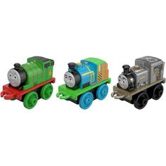 Fisher-Price Thomas and Friends Minis 3-Pack
